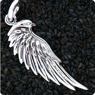 Egyptian Silver The Vengeance God Of Horus´s Wing