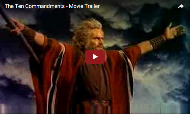 Films of Ancient Egyptian Pharaoh and Queen
